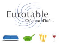 Eurotable créateur d'idées